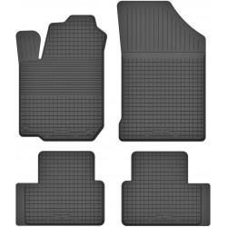 Hyundai i10 I - dywaniki gumowe korytkowe