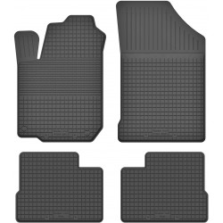 Hyundai i20 I - dywaniki gumowe korytkowe