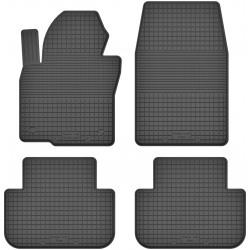 Hyundai ix35 - dywaniki gumowe korytkowe