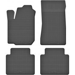 Hyundai Terracan - dywaniki gumowe korytkowe