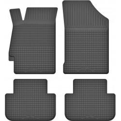 Kia Carens III - dywaniki gumowe korytkowe