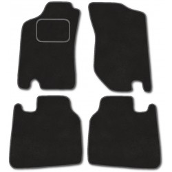 Motolux velor car floor mats