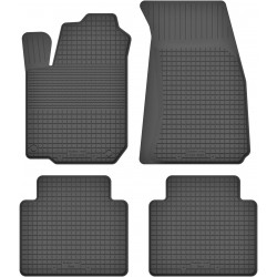 Kia Sportage II - dywaniki gumowe korytkowe