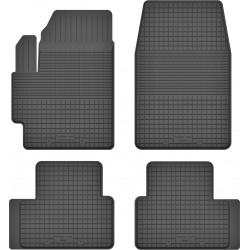 Mazda 2 II (2007-2014) - dywaniki gumowe korytkowe