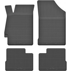 Mazda 6 GG-GY I (2002-2008) - dywaniki gumowe korytkowe