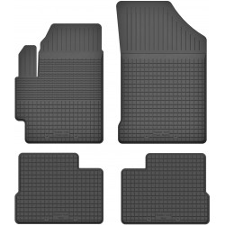 Mazda 6 GH II (2008-2012) - dywaniki gumowe korytkowe