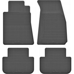 VW Golf V - dywaniki gumowe korytkowe