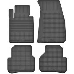 Mercedes GLC- Klasa X253 (od 2016) - dywaniki gumowe korytkowe