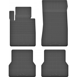 Mini Paceman (2013-2016) - dywaniki gumowe korytkowe