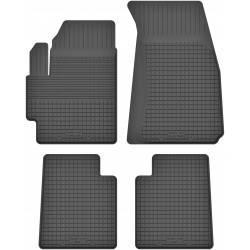 Mitsubishi Lancer IX (od 2007) - dywaniki gumowe korytkowe
