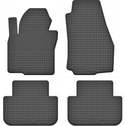 Mitsubishi Pajero Sport I (1996-2008) - dywaniki gumowe korytkowe