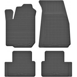 Nissan Almera N15 (1995-2000) - dywaniki gumowe korytkowe