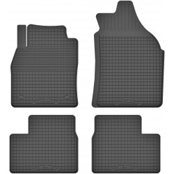 Nissan Micra K13 (od 2010) - dywaniki gumowe korytkowe