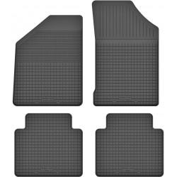 Nissan Murano I (2003-2008) - dywaniki gumowe korytkowe