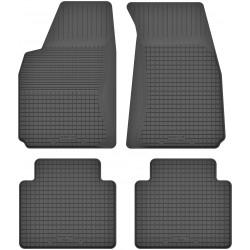 Nissan Navara III (2005-2015) - dywaniki gumowe korytkowe