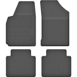 Nissan Note I (2006-2012) - dywaniki gumowe korytkowe