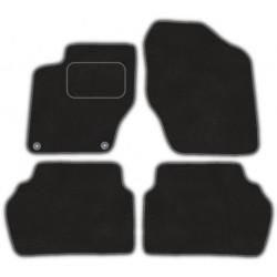 Citroen DS4 - dywaniki welurowe MOTOLUX