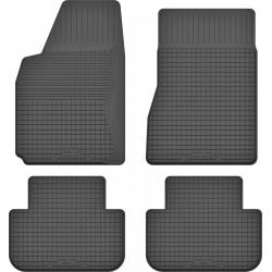 Nissan Primera P12 (2002-2007) - dywaniki gumowe korytkowe