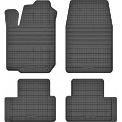 Nissan Qashqai I (2007-2013) - dywaniki gumowe korytkowe