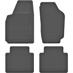 Nissan Terrano I (1987-2003) - dywaniki gumowe korytkowe