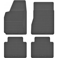 Nissan Tiida I (2004-2012) - dywaniki gumowe korytkowe