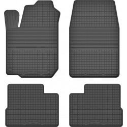 Nissan Tiida II (od 2011) - dywaniki gumowe korytkowe