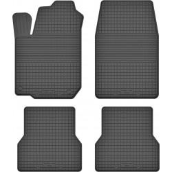 Nissan X-Trail II (2007-2014) - dywaniki gumowe korytkowe