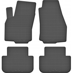 Opel Zafira C (od 2011) - dywaniki gumowe korytkowe