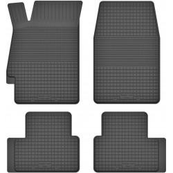 Renault Captur (od 2013) - dywaniki gumowe korytkowe