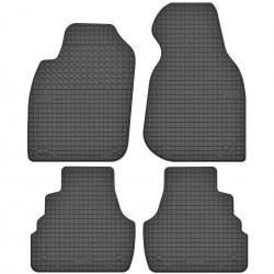 Audi A6 C5 - dywaniki gumowe dedykowane ze stoperami