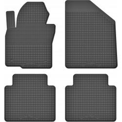 Renault Kangoo II (2008-2013) - dywaniki gumowe korytkowe