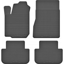 Renault Latitude (2009-2015) - dywaniki gumowe korytkowe