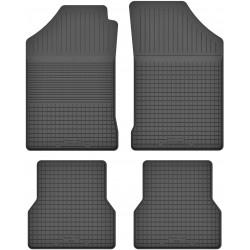 Renault Grand Modus (2008-2012) - dywaniki gumowe korytkowe