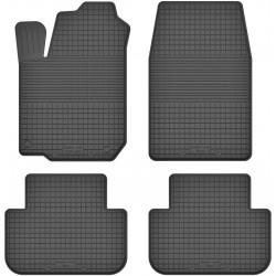 Renault Modus (2004-2012) - dywaniki gumowe korytkowe
