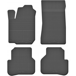 Renault Twingo II (2007-2014) - dywaniki gumowe korytkowe
