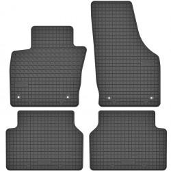 Audi Q3 - dywaniki gumowe dedykowane ze stoperami