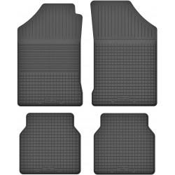 Seat Ibiza I (1985-1992) - dywaniki gumowe korytkowe