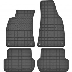 Rubber mats dedicated with stoppers