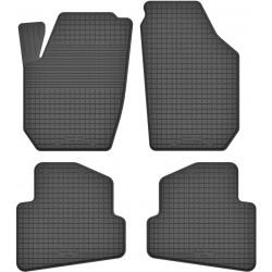 Skoda Fabia II (2007-2014) - dywaniki gumowe korytkowe