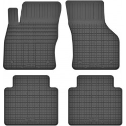 Skoda Rapid (od 2012) - dywaniki gumowe korytkowe