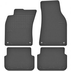 Audi A6 C6 - dywaniki gumowe dedykowane ze stoperami