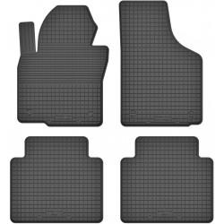 Skoda SuperB II (2008-2015) - dywaniki gumowe korytkowe