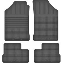 Subaru Justy II (1995-2003) - dywaniki gumowe korytkowe