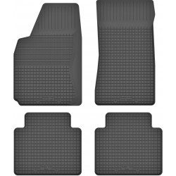 Subaru Legacy II (1993-1999) - dywaniki gumowe korytkowe