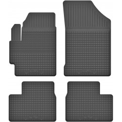 Suzuki SX4 S-Cross (od 2013) - dywaniki gumowe korytkowe