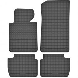 BMW X1 E84 - dywaniki gumowe dedykowane ze stoperami