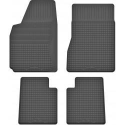 Toyota Corolla Verso II (2004-2009)- dywaniki gumowe korytkowe