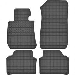 BMW 3 E90 - dywaniki gumowe dedykowane ze stoperami