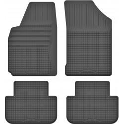 Toyota RAV4 III (2005-2012) - dywaniki gumowe korytkowe