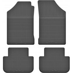 Toyota Starlet (1996-1999) - dywaniki gumowe korytkowe